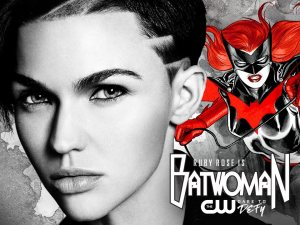 Ruby Rose Batwoman Casting, CW