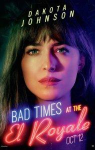 Bad Times Royale Posters, Dakota Johnson