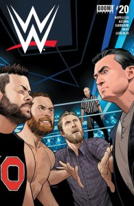 WWE #20, BOOM! Studios