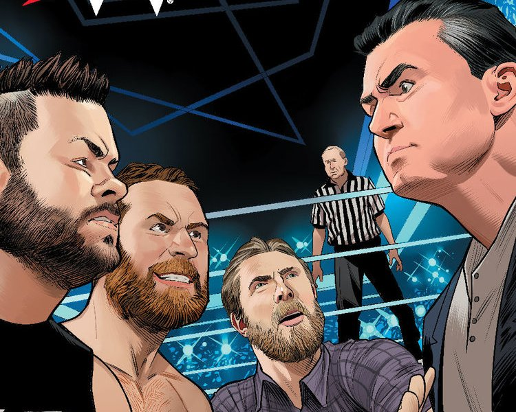 5 Reasons To Get 'WWE' #20 (BOOM! Studios)!