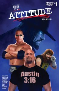 WWE: Attitude Era #1, BOOM! Studios