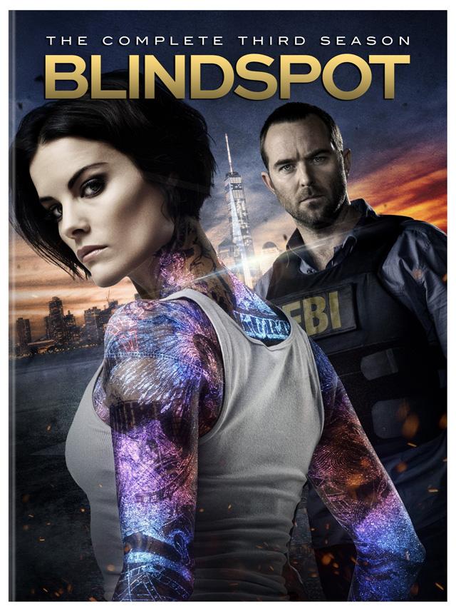 مسلسل Blindspot الموسم الثالث 3 مترجم كامل