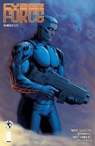 Cyber Force #6, Image Comics