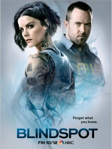 Blindspot Season 4 Key Art, NBC