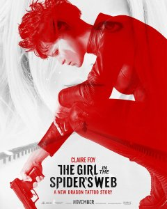 Girl Spider's Web Official Trailer 2, Claire Foy