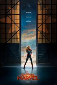 Captain Marvel Official Trailer, Brie Larson