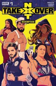WWE NXT: Redemption #1, BOOM! Studios