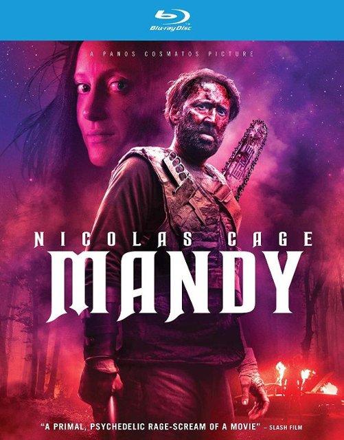 Nicolas Cage Mandy, Shudder