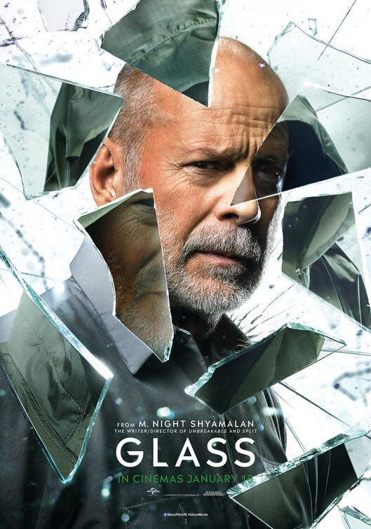 Glass character Posters, Glass