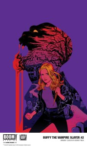 Buffy Vampire Slayer #2 Covers, BOOM! Studios