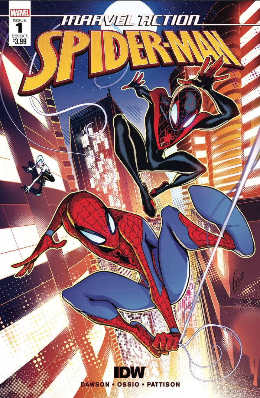 Marvel Action: Spider-Man #1, IDW Publishing