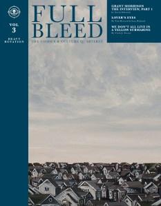 Full Bleed Volume. 3, Full Bleed