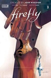 Firefly #2, BOOM! Studios