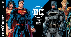 DC Comics ComiXology Unlimited, Amazon