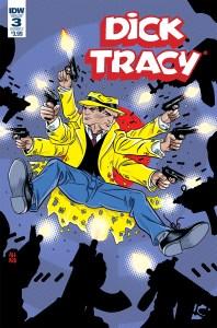 Dead Alive #3, IDW Publishing