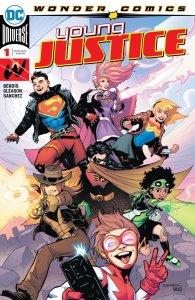 Young Justice #1, DC Comics