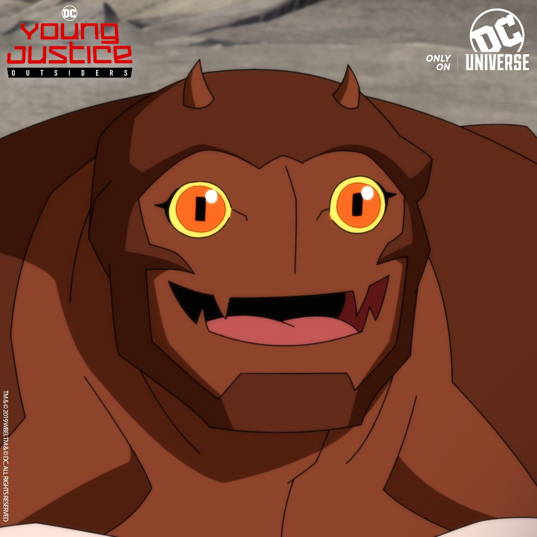 Young Justice: Outsiders Episode 13, DC Universe