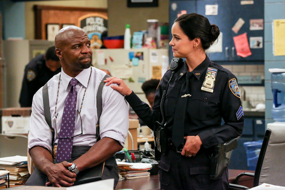 Brooklyn Nine-Nine Season 6 Episode 2, NBC