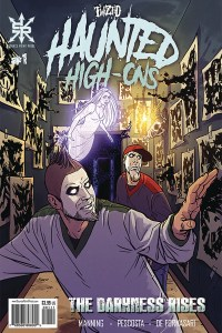 Astronomicon Twiztid High-Ons, Source Point Press