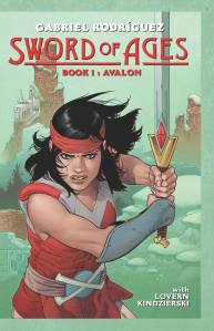 Sword Ages Book 1: Avalon, IDW Publishing