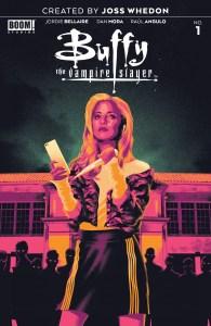 Buffy The Vampire Slayer #1, BOOM! Studios