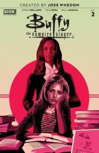Buffy Vampire Slayer #2, BOOM! Studios