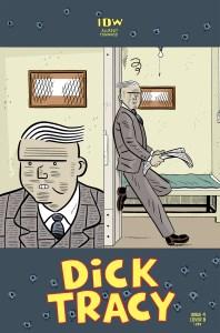 Dead Alive #4, Dick Tracy