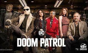 DC Universe Doom Patrol Episode 2, DC Universe