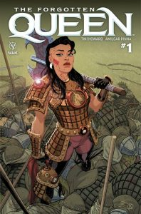 Forgotten Queen #1, Valiant Entertainment