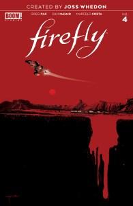 Firefly #4, BOOM! Studios