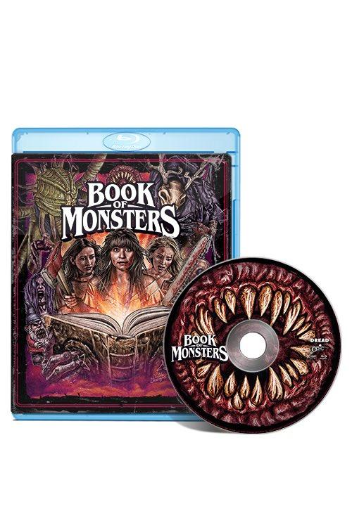 Lizzie Aaryn-Stanton, Book of Monsters Blu-Ray