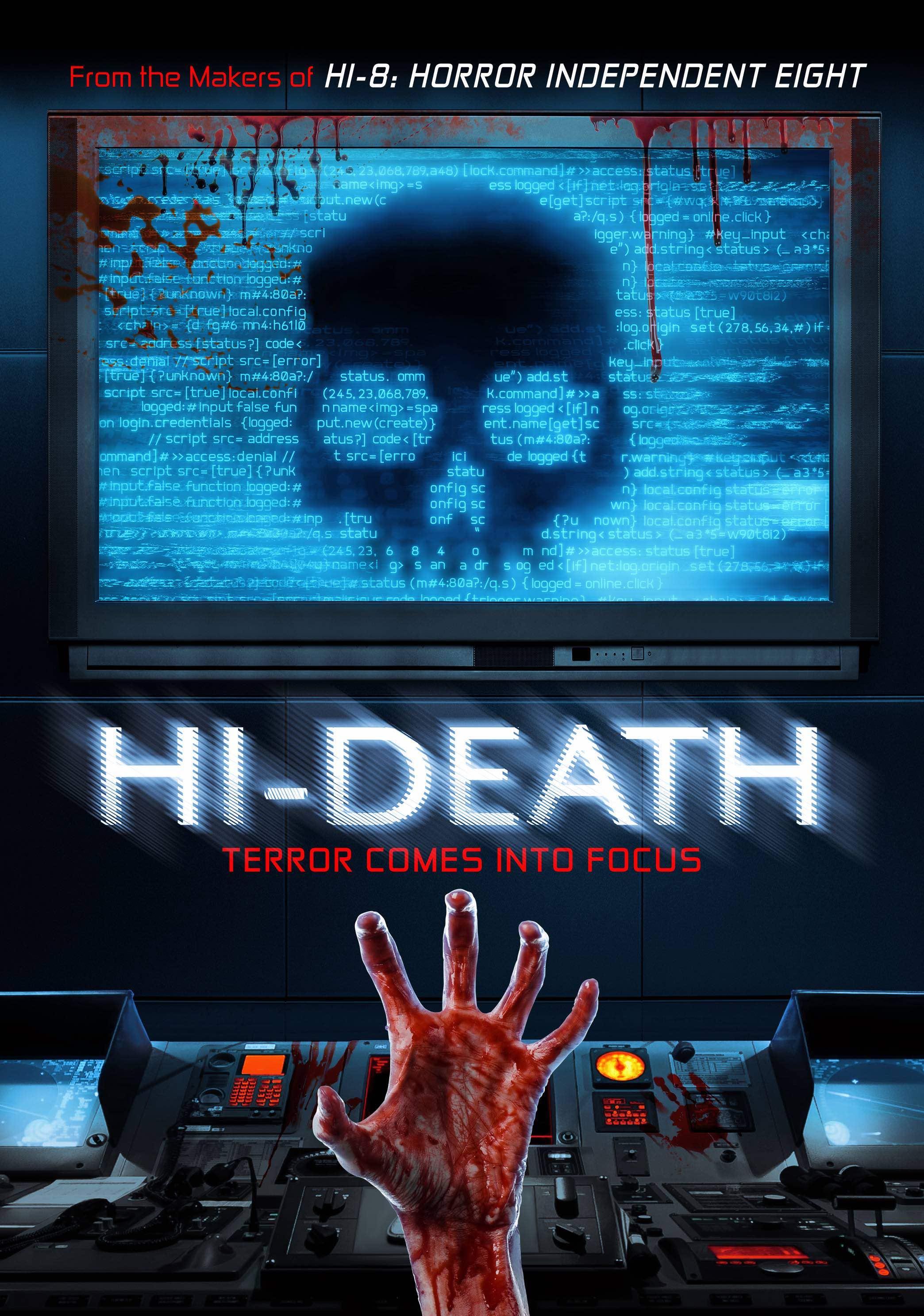 Hi-Death DVD, Hi-Death Trailer, Wild Eye Releasing