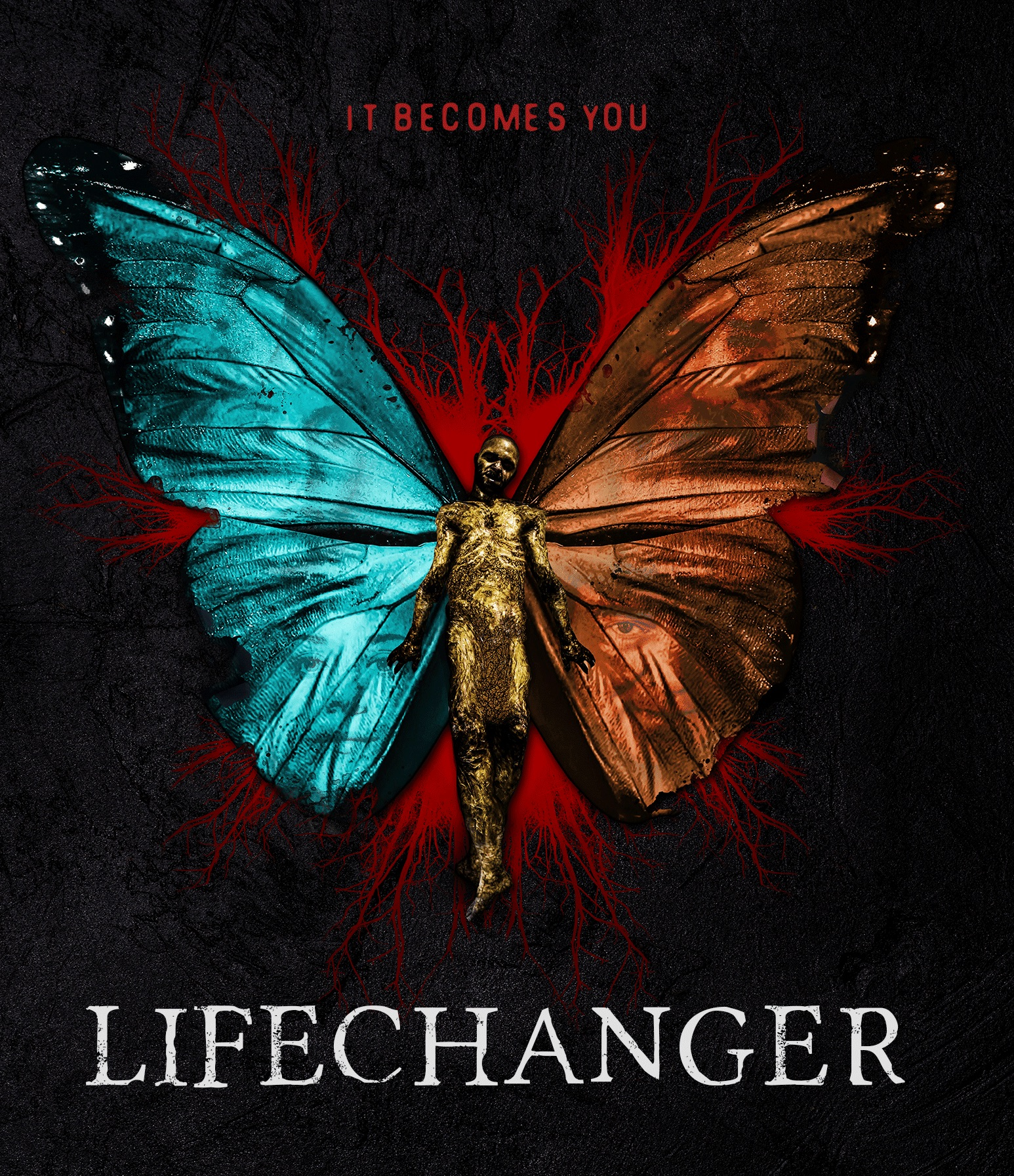 Lifechanger Blu-Ray, DVD
