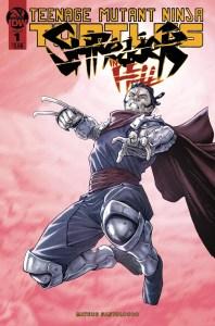 TMNT Shredder Hell #2, IDW Publishing