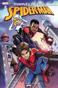 Marvel Action Spider-Man #2, IDW Publishing