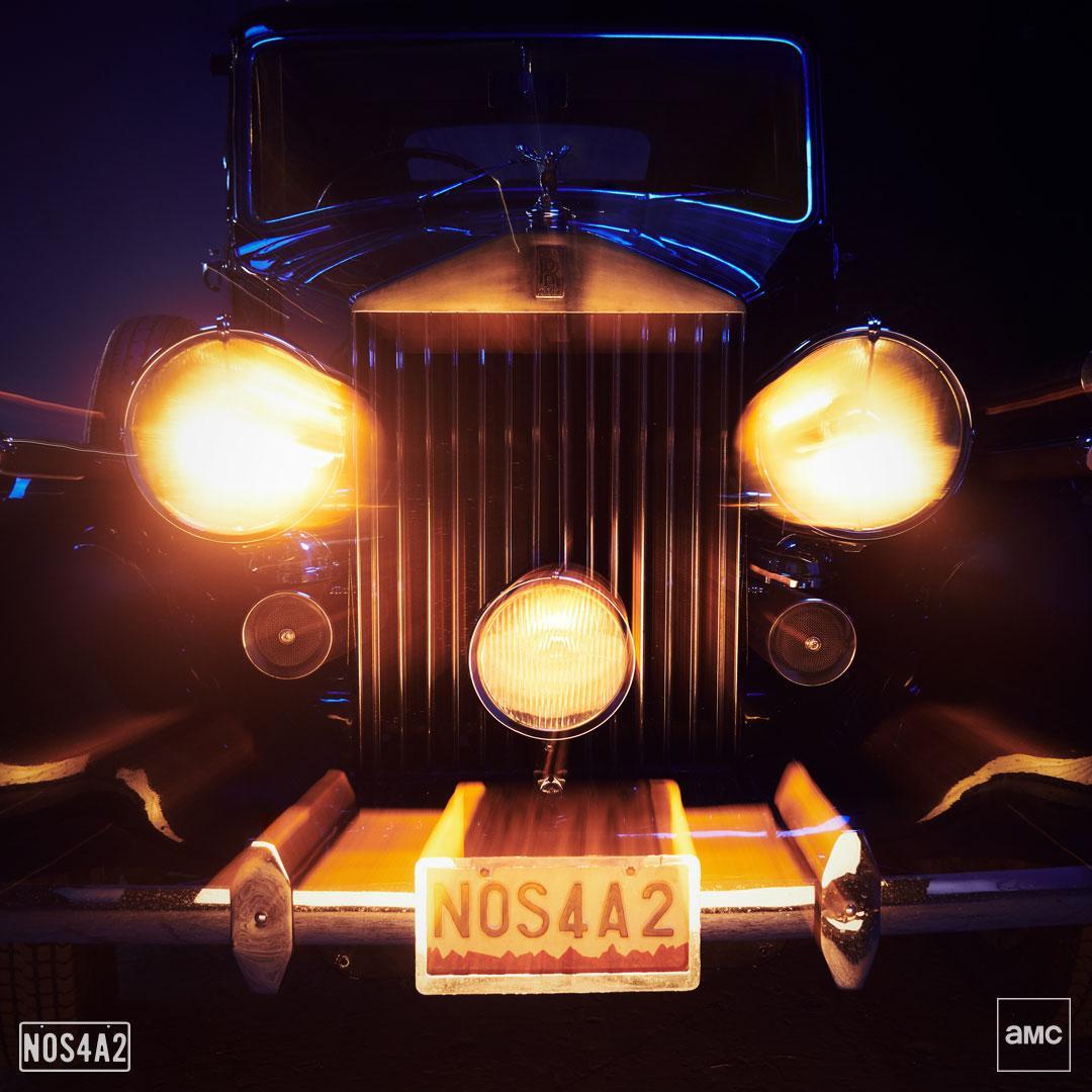 NOS4A2 Season Premiere Official Trailer, AMC