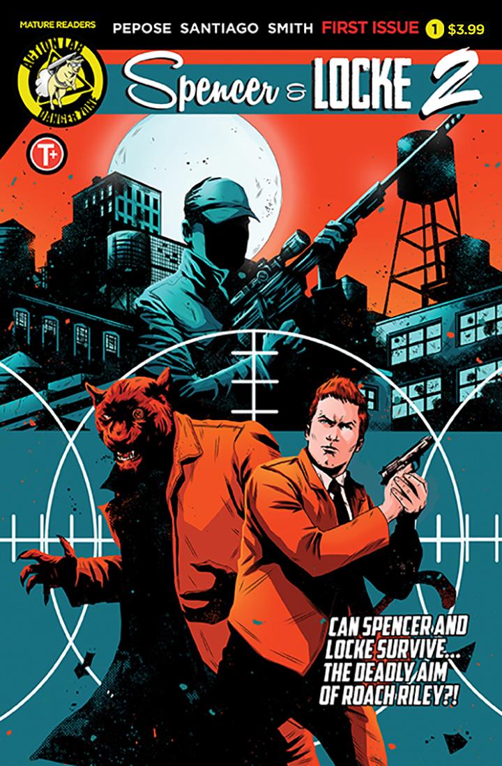 Jorge Santiago Jr.. Spencer & Locke 2 #1