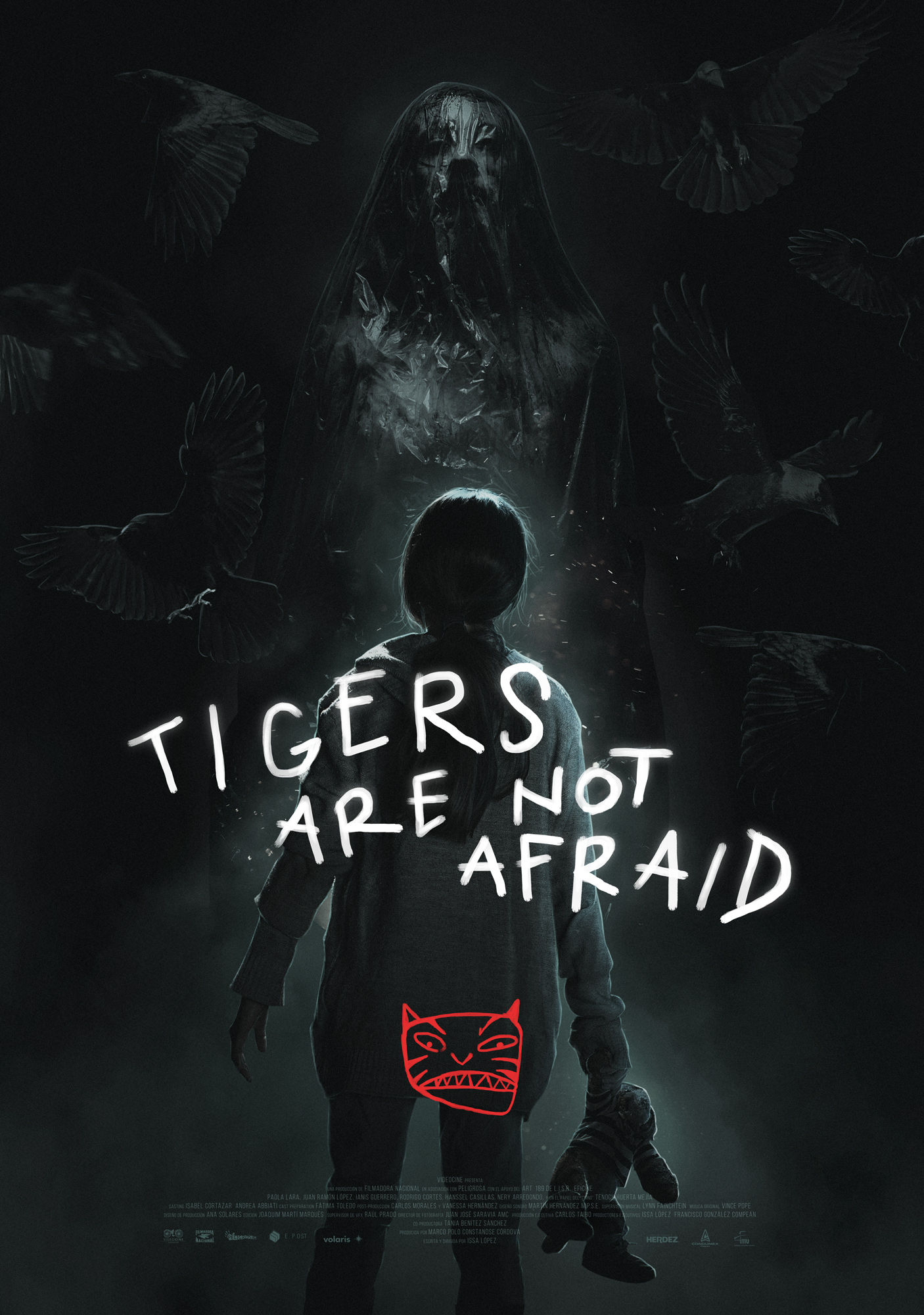 Afraid Trailer, Tigers Are Not Afraid Shudder, Shudder