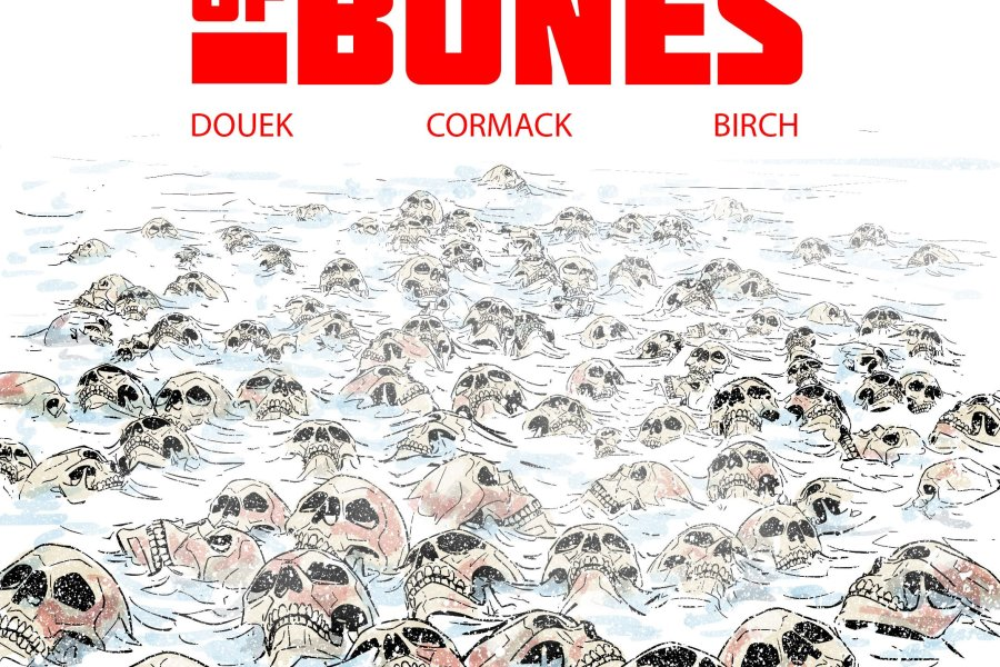 Interview: Rich Douek Talks 'Road Of Bones' #1!
