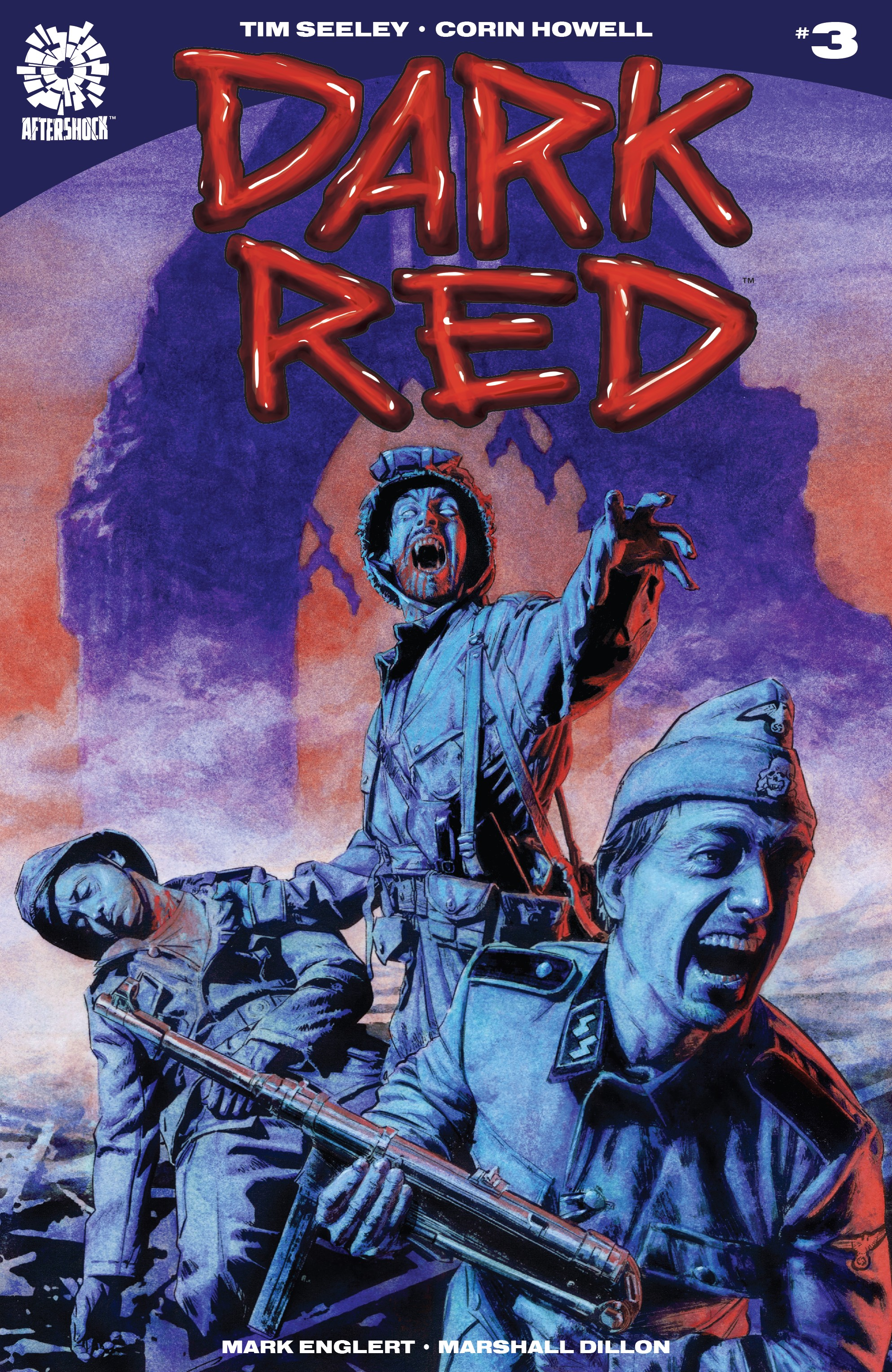 Dark Red #3, AfterShock
