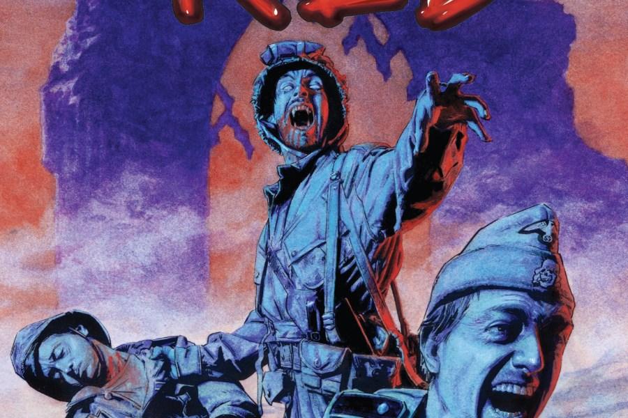 5 Reasons to Get 'Dark Red' #3 (AfterShock Comics)!