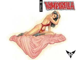 Vampirella #1, Dynamite