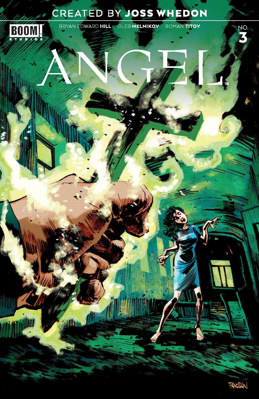 Angel #3, BOOM! Studios