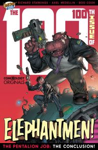 Elephantmen 2261, Season Two #4