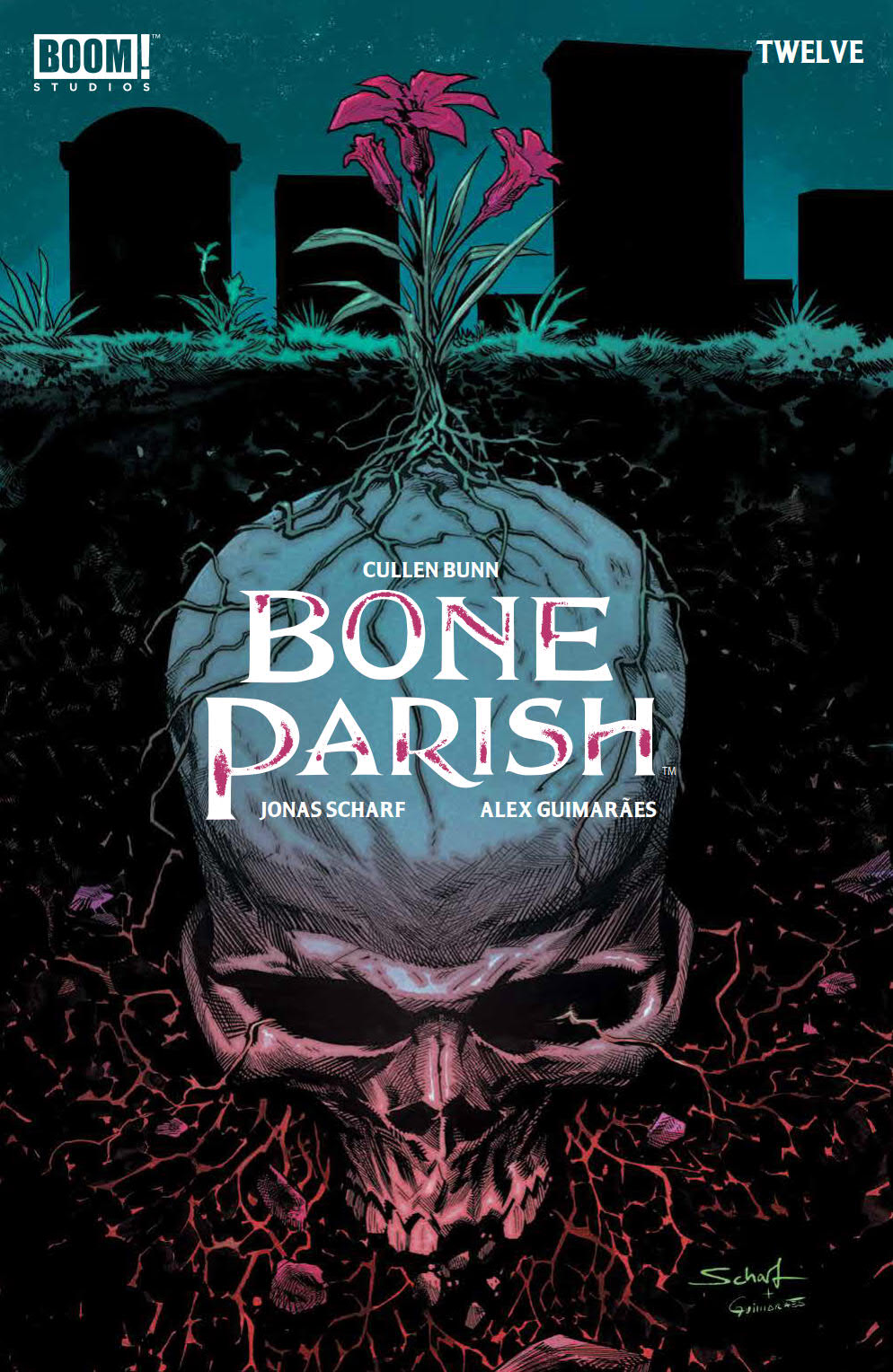 Bone Parish #12, BOOM! Studios