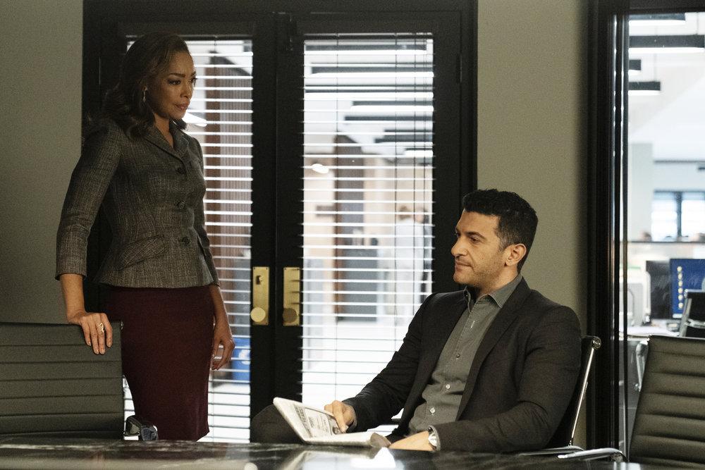 Pearson Episode 5, USA Network
