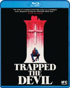 Trapped Devil Blu-Ray, DVD
