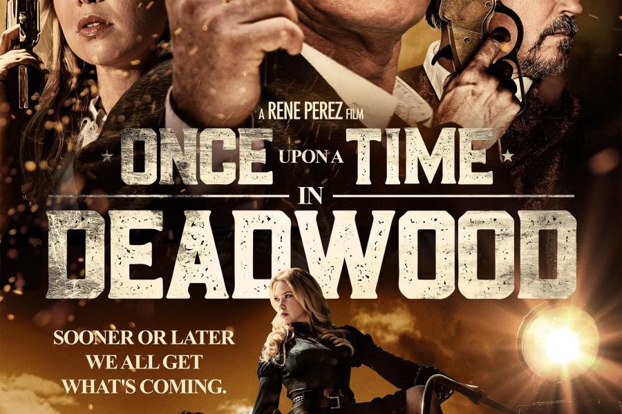 Interview: Lauren Compton Talks 'Once Upon A Time In Deadwood!'