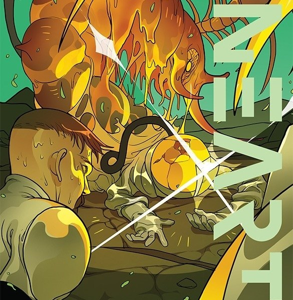 5 Reasons To Get 'Unearth' #3 (Image Comics)!