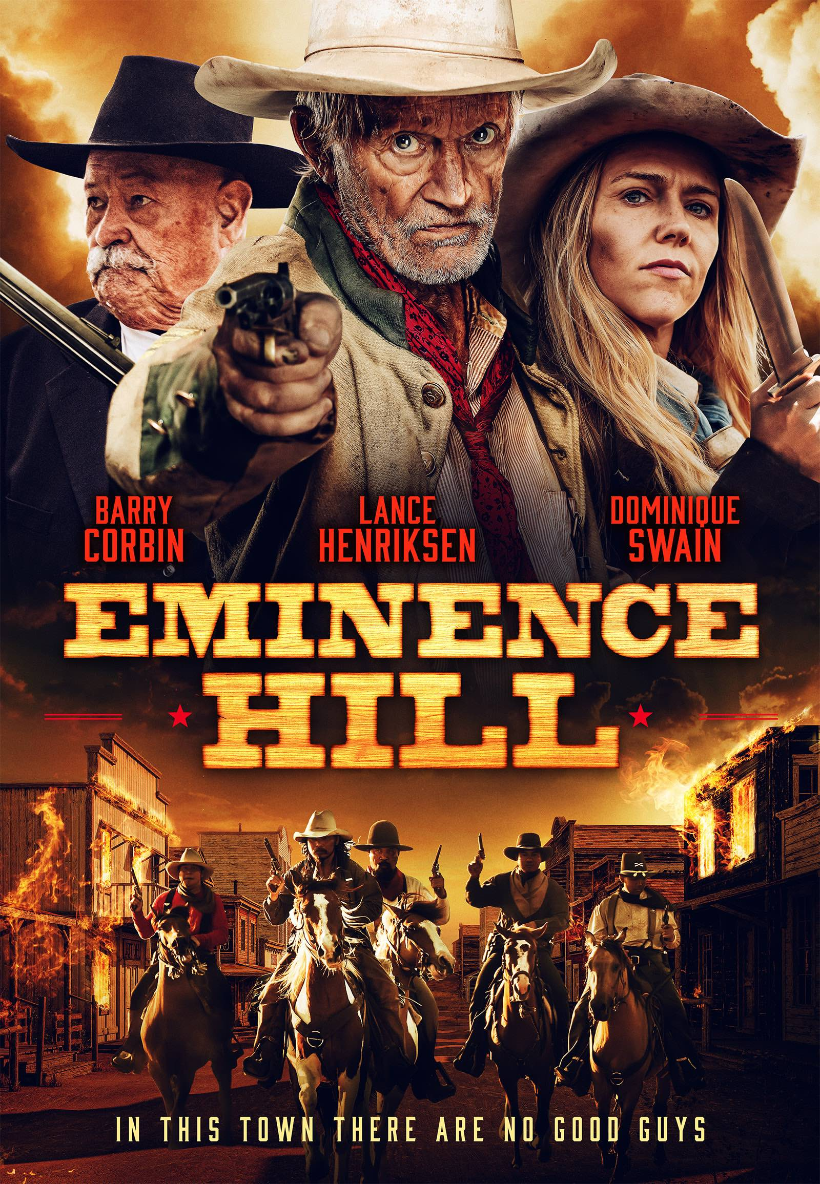 Eminence Hill, Dominique Swain
